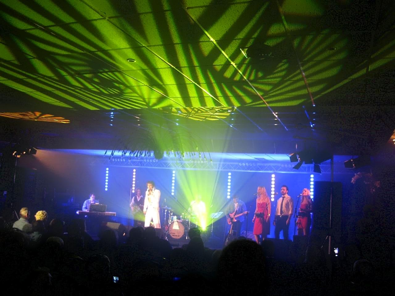 Concert techniek
